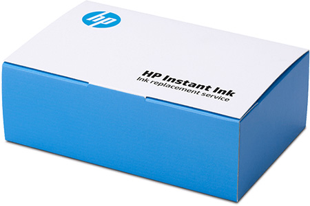 Save with HP Instant Ink and never worry about your ink level again.
